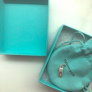 Tiffany ballet necklace